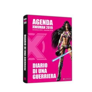 Agenda X WOMAN – Diario di una Guerriera