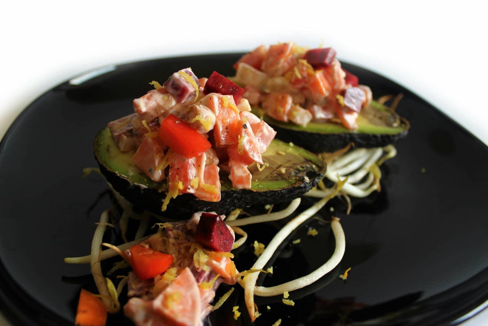 Read more about the article Avocado Ripieno alla Crudaiola