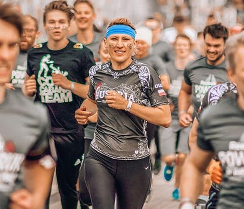 percentuale di grasso corporeo maratoneti femminili