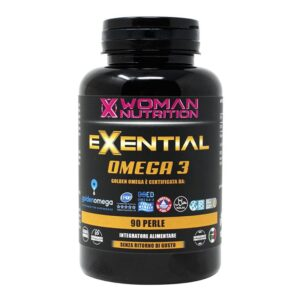 XWoman Nutrition - Exential Omega 3 - Integratore Alimentare