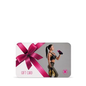 GIFT CARD XWOMAN NUTRITION<strong></br> Per i tuoi regali</strong>
