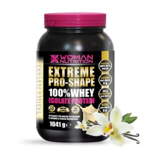 PRO-SHAPE VANIGLIA<strong></br> Whey Protein 100% – 1041g</strong>