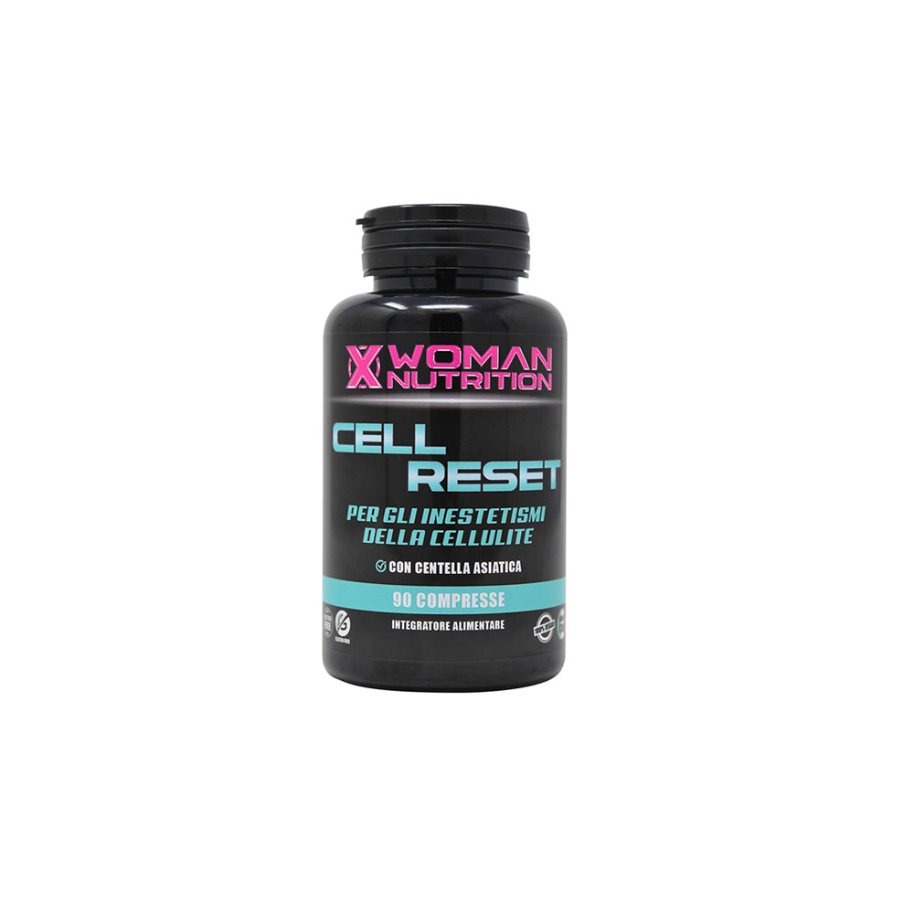 XWoman Nutrition - Cell Reset Anticellulite - Integratore Alimentare