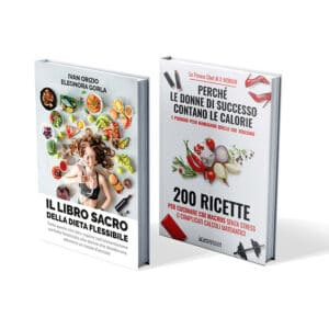 COMBO LIBRI<strong></br> Dieta Flessibile + Ricette Vol.1</strong>