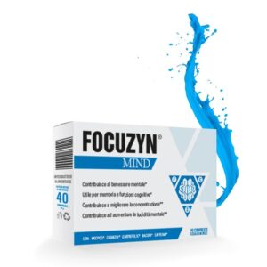 FOCUZYN MIND<strong></br> Per il benessere Mentale – 40 cpr</strong>