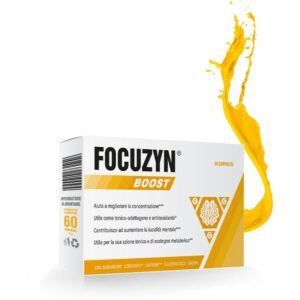 FOCUZYN BOOST<strong></br> Energia e Concentrazione – 60 cpr</strong>