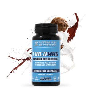 CIOCOMAG<strong></br> Magnesio cocco e cacao – 60 cpr</strong>