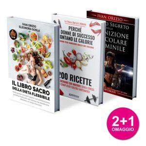 DIETA FLESSIBILE + RICETTE VOL.1 + DEFINIZIONE