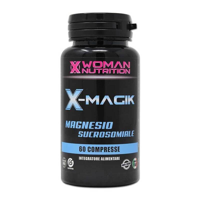 XWoman Nutrition - X-Magik Magnesio Sucrosomiale - Integratore Alimentare