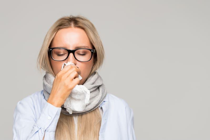 Read more about the article Sei consigli pratici per allontanare l'influenza!