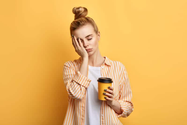 """Read more about the article """"Sono sempre stanca"""" Ecco i 4 motivi a cui non avresti mai pensato!"""